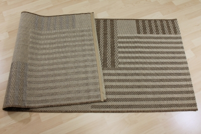 Captivating Sisal Optik Teppich Country Life Streifenmuster Beige Braun Pictures Gallery