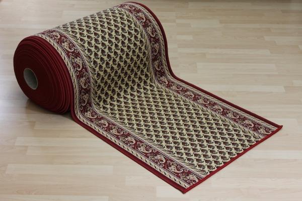 Teppich Läufer Orient Mir Muster Inca beige 80 cm breit  eBay