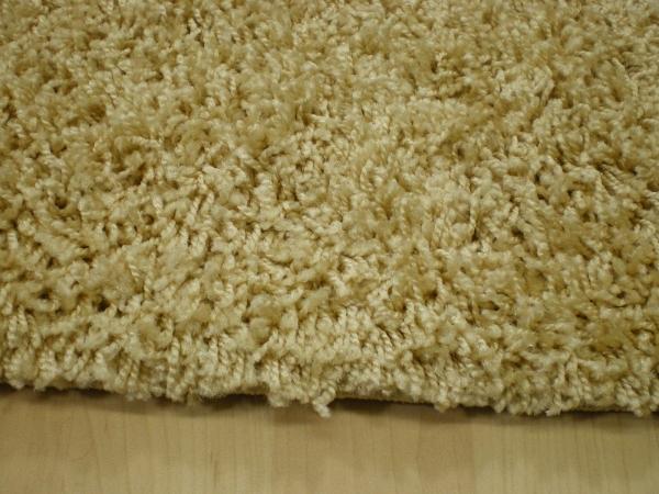 Willkommen bei Teppichkiste  Shaggy Teppich Baly beige 80