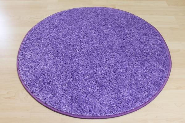 teppichkiste hochflor shaggy teppich merlin lila. Black Bedroom Furniture Sets. Home Design Ideas