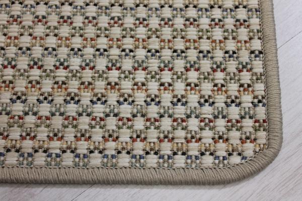 olympus beige sisal optik teppich wasserfest verschiedene muster und gr en rund. Black Bedroom Furniture Sets. Home Design Ideas