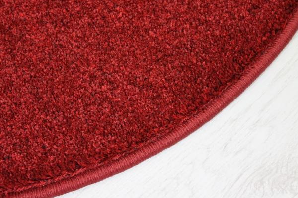 Hochflor teppich rot awesome hochflor teppich swirls rotorange