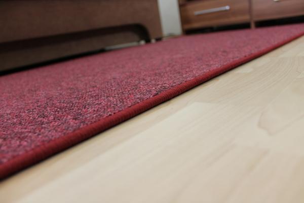 Schlingen Teppich Indiga Rot Top Qualität und