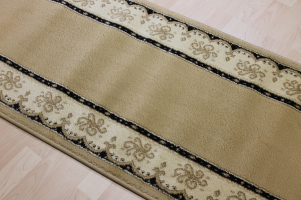 teppichkiste teppich l ufer bord re kanai beige braun. Black Bedroom Furniture Sets. Home Design Ideas