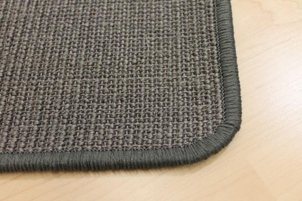 100 sisal natur teppich malta grau bord re gekettelt viele gr en ebay. Black Bedroom Furniture Sets. Home Design Ideas