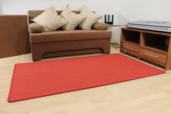 100 sisal rot schwere qualit t mit bord re sisalteppich l ufer gekettelt ebay. Black Bedroom Furniture Sets. Home Design Ideas
