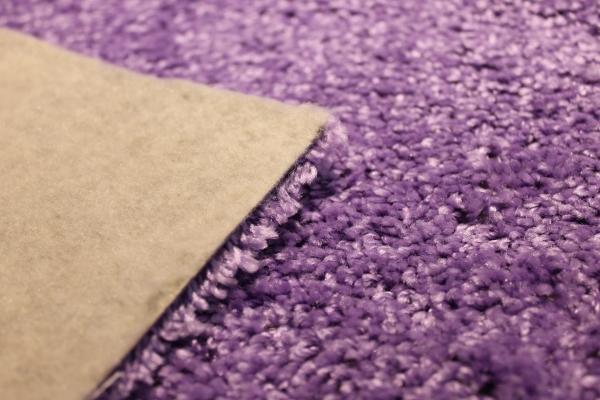 hochflor shaggy merlin lila flieder teppichboden. Black Bedroom Furniture Sets. Home Design Ideas