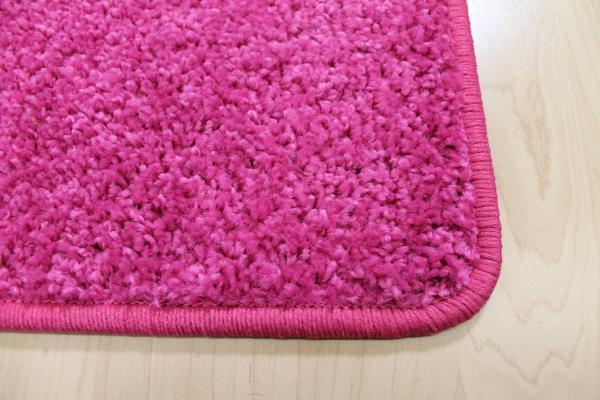 hochflor shaggy merlin rosa pink kinder teppich ebay. Black Bedroom Furniture Sets. Home Design Ideas