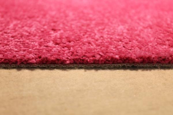 hochflor shaggy merlin rosa pink teppichboden. Black Bedroom Furniture Sets. Home Design Ideas