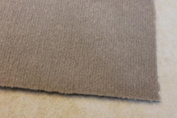 teppichboden auslegware velour teppich sina beige braun ebay. Black Bedroom Furniture Sets. Home Design Ideas