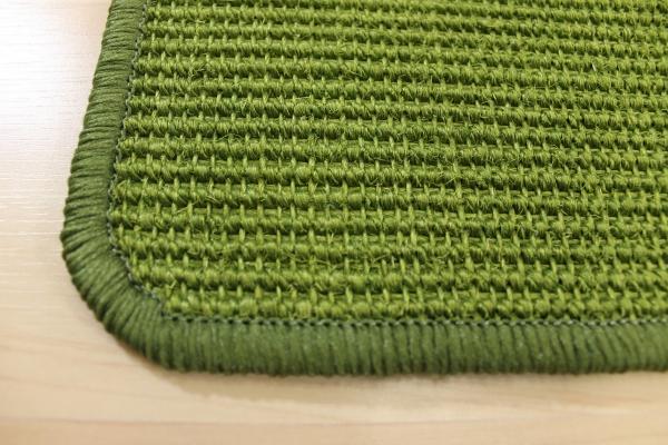 Teppich läufer grün  Willkommen bei Teppichkiste - Sisal Teppich Malta, grün Läufer 75 ...