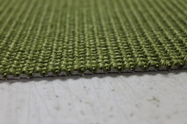 sisal teppich malta gr n teppichboden auslegware 400 cm breit ebay. Black Bedroom Furniture Sets. Home Design Ideas