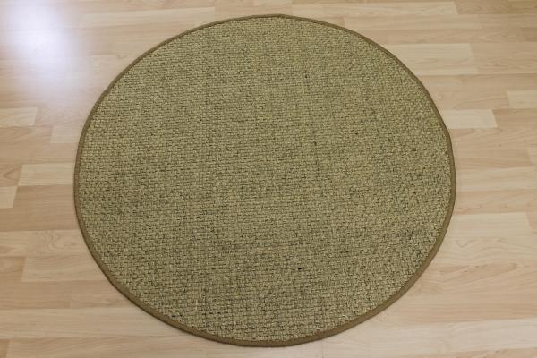 100 sisal teppich vitoria bord re nussfarbe rund viele gr en gekettelt ebay. Black Bedroom Furniture Sets. Home Design Ideas